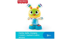 Gioco Educativo Fisher Price, Robottino Ballerino