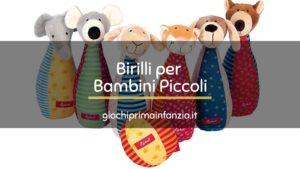 Birilli Peluche per Bambini Sigikid: Recensione Completa