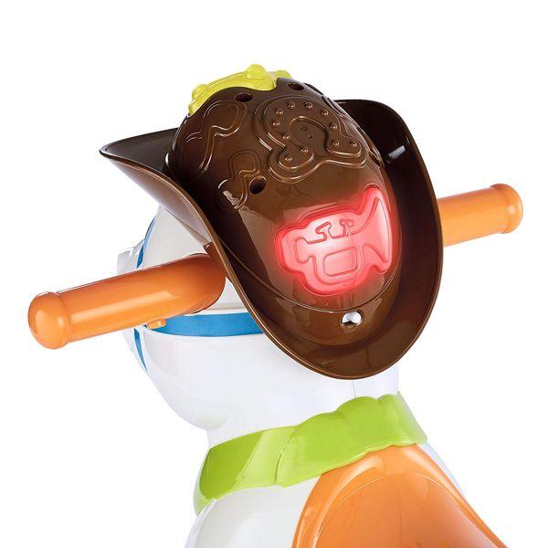 Descrizione di Chicco Baby Rodeo, Cavallo a dondolo 3 in 1 per bambini