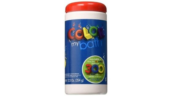 Color My Bath – Pastiglie Cambia Colore per il bagnetto