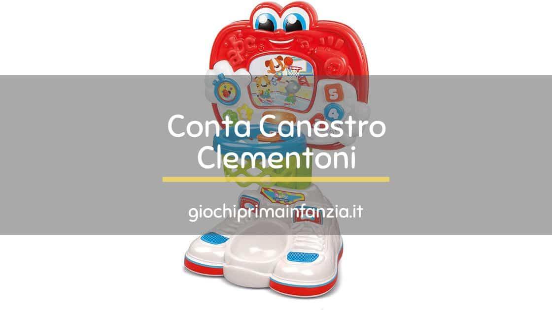 Conta Canestro: Giocattolo Educativo by Clementoni