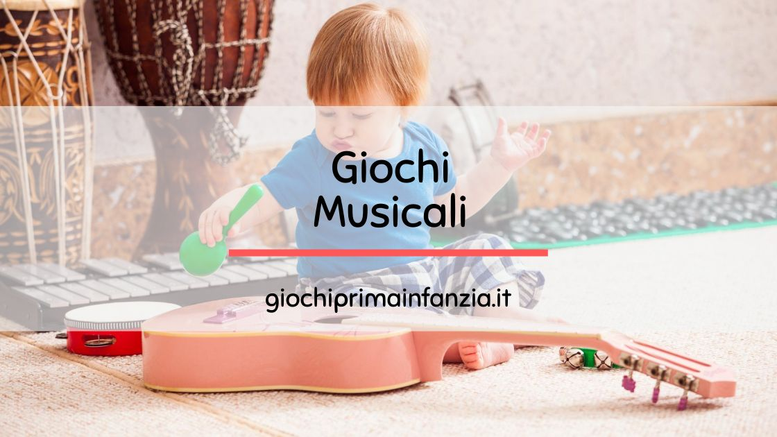 giochi musicali per bambini