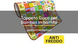 Tappeto Gioco per Bambini Imbottito – Retwings