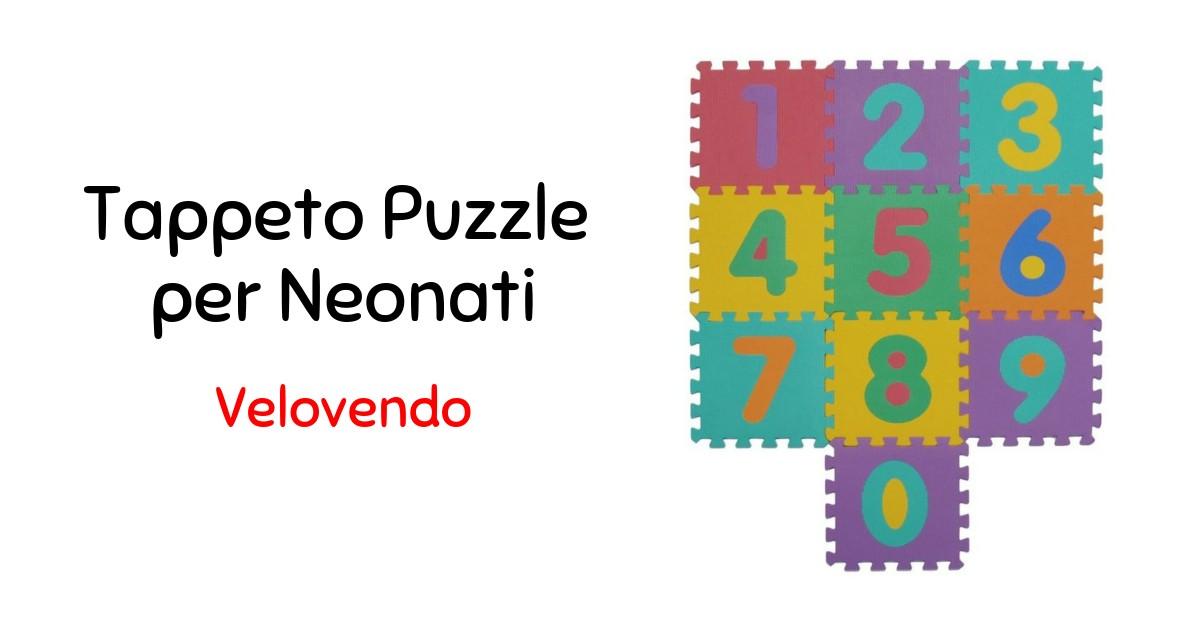 aefa3501d0 Tappeto Puzzle da Gioco per Bambini Piccoli | Giochi Prima Infanzia