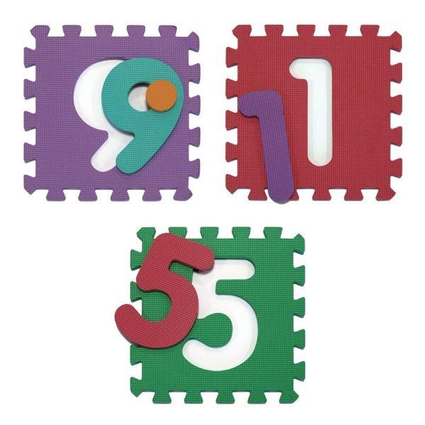 I Benefici del Tappeto Puzzle per bambini