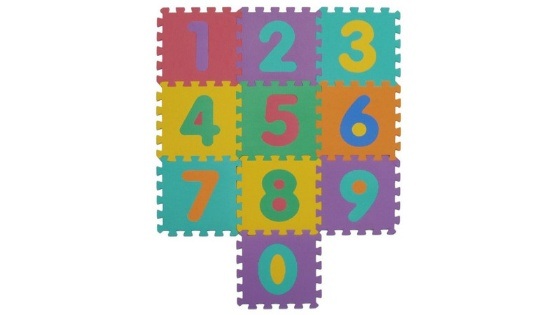 Tappeto Puzzle per bambini della VeloVendo