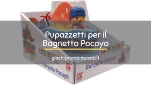 Pupazzetti per il Bagnetto – Pocoyo