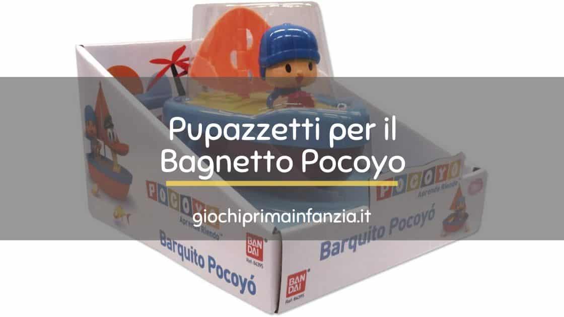 Pupazzetti da Bagnetto Pocoyo: Recensione Completa con le Migliori Offerte