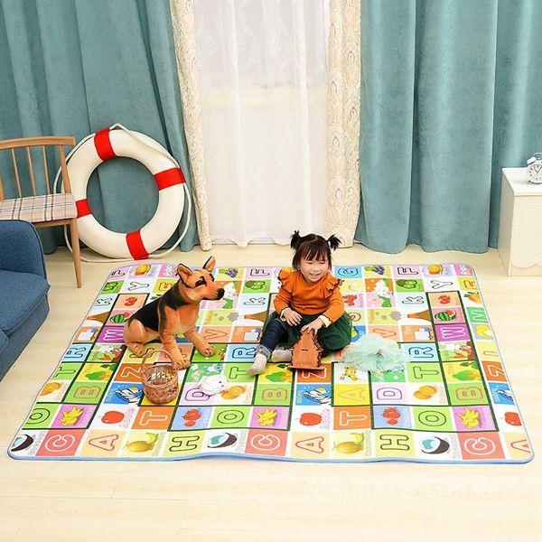 Benefici del tappeto gioco stillcool impermeabile, ripieghevole e double face