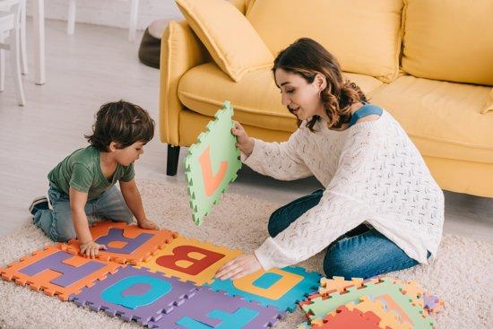 Come scegliere un tappeto per Bambini