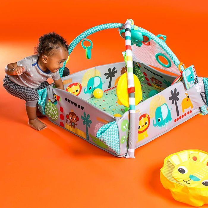 i benefici per i neonati nell'uso della palestrina bright starts