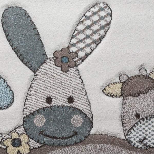 La bellezza del tappeto da cameretta per bambini della paco home