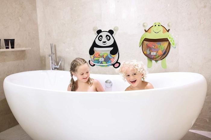 Portagiochi da Bagno a forma di Panda della Nooni Care