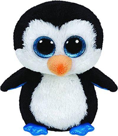 peluche ty pinguino