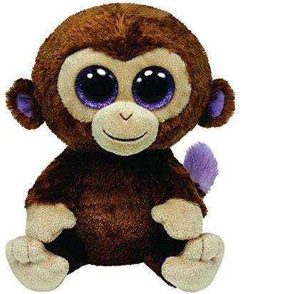 peluche ty scimmia