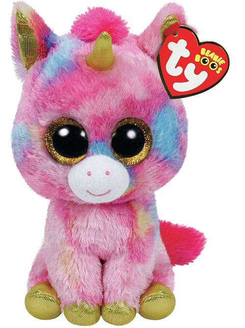peluche ty unicorno