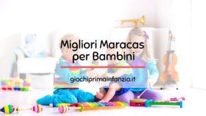 Maracas per Bambini: Migliori Offerte con Prezzi e Recensioni