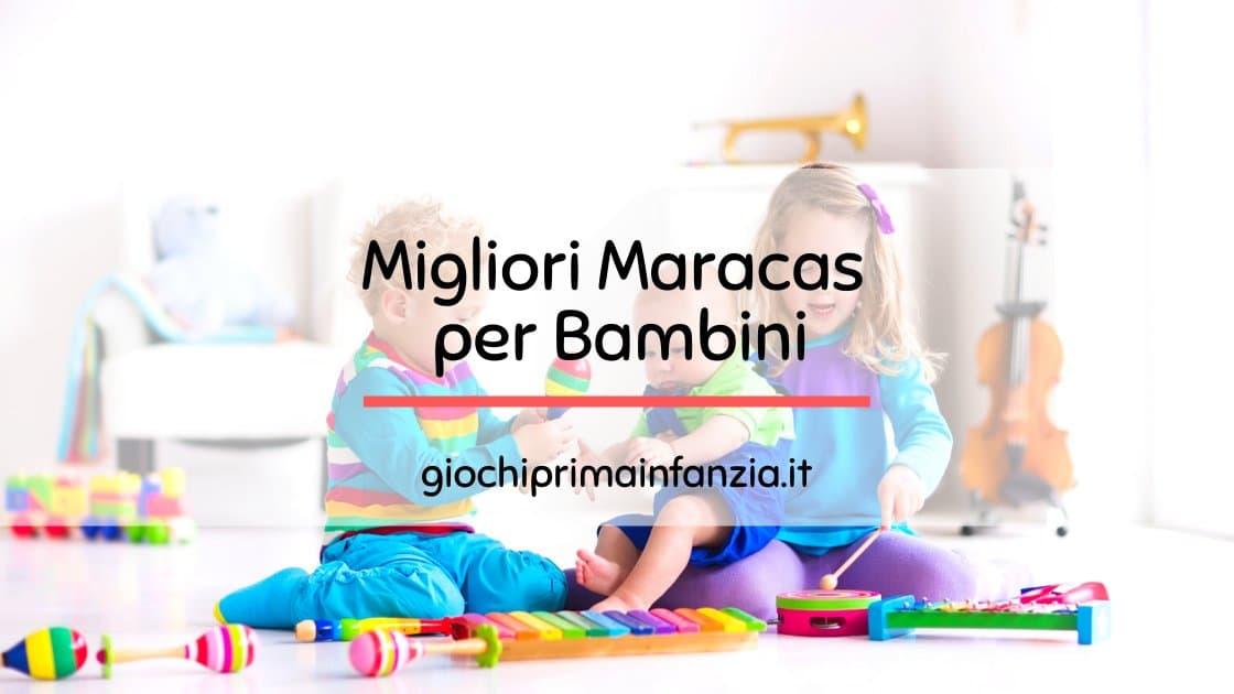 Read more about the article Maracas per Bambini: Migliori Offerte con Prezzi e Recensioni