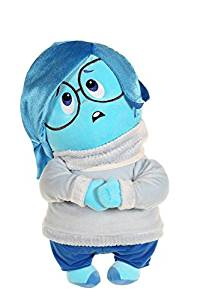 peluche inside out tristezza