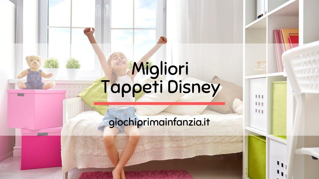 Tappeti Disney per Bambini: Guida alle Migliori Offerte