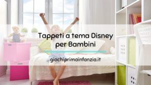 Tappeti Disney per Bambini