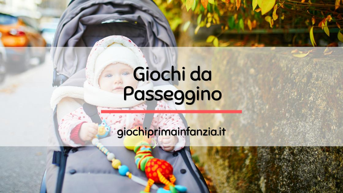 You are currently viewing Migliori Giochi da Passeggino: Guida con Prezzi, Recensioni ed Opinioni