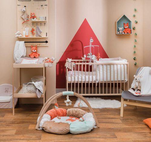 palestrina nattou per neonati - copertina per gattonare