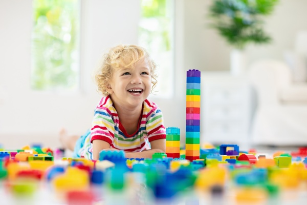 I benefici dei Mattoncini per Bambini