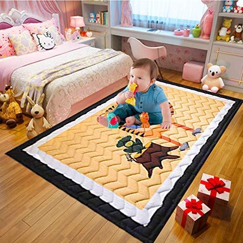maxi tappeto lavabile per bambini