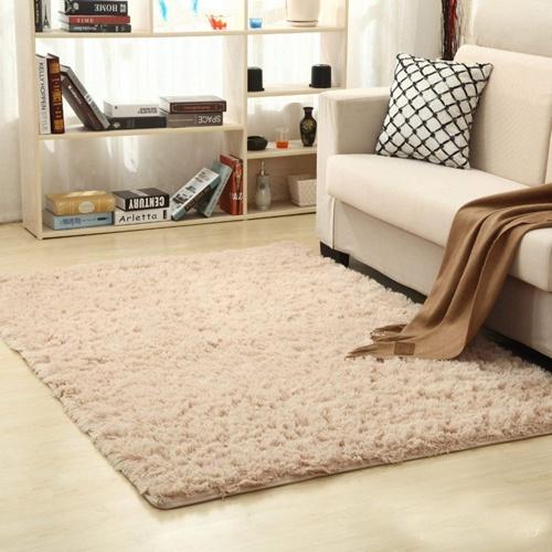 tappeto lavabile e peloso per bambini