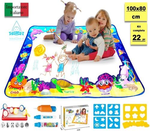 tappeto lavabile per bambini per disegnare