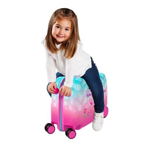 valigia cavalcabile disney