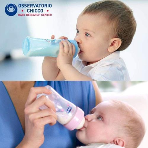 biberon per bambini e neonati della marca Chicco