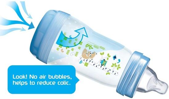 biberon per bambini e neonati della marca mam