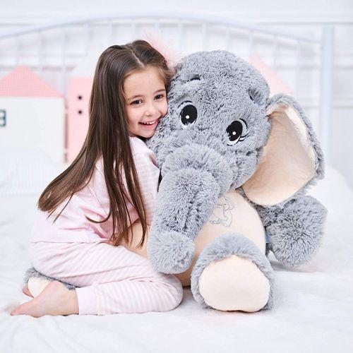 peluche gigante elefante