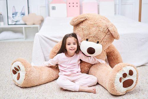 peluche gigante orso