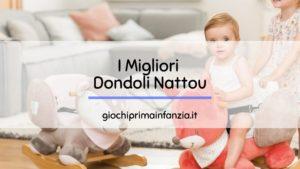 Migliori Cavalli a dondolo Nattou: Guida con Prezzi ed Offerte