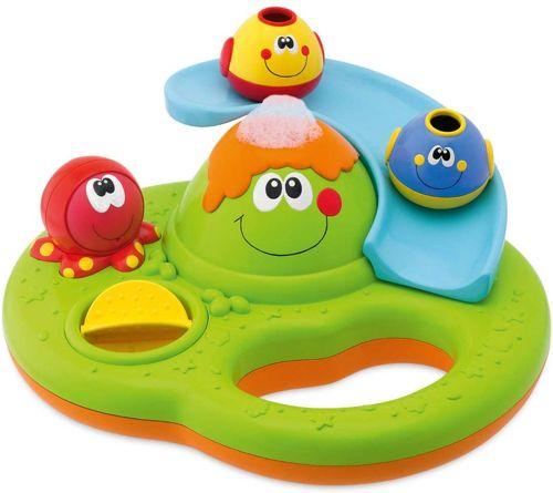 giochino da bagnetto della chicco bubble island