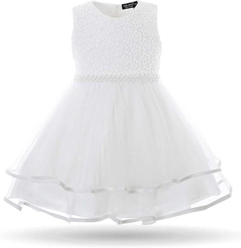 abito da battesimo per bimba bianco