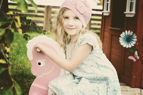 cavallo a dondolo per bambini