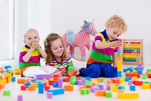 i benefici delle costruzioni per i bambini