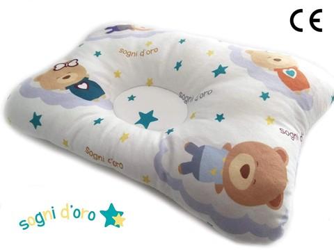 cuscino per neonato per antisoffoco