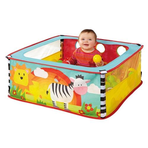 piscinetta di palline con ottimo rapporto qualità e prezzo