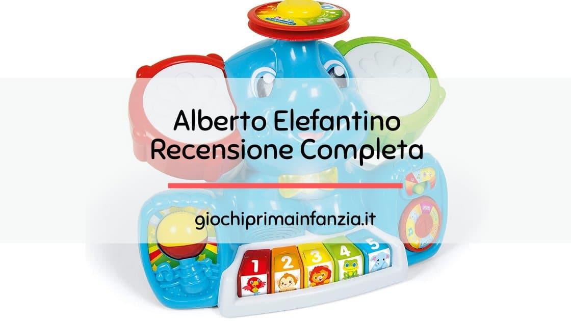 Alberto Elefantino in Concerto: Recensione Completa