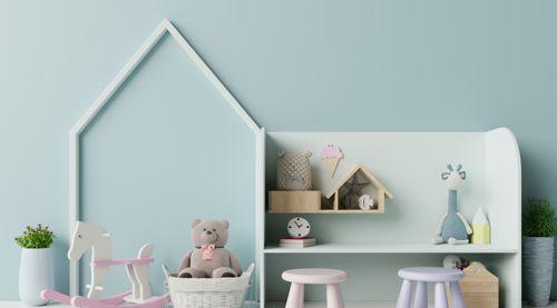 colori e design degli armadietti per le camerette