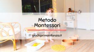 Metodo Montessori: come crescere Bambini liberi e felici