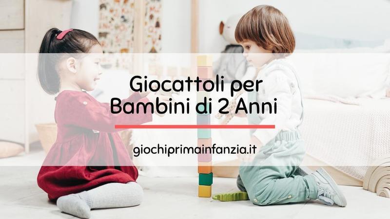 You are currently viewing Giocattoli per Bambini di 2 anni: Guida con Migliori Scelte, Prezzi ed Offerte