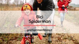 Bicicletta Spiderman: Migliori Offerte con Prezzi ed Opinioni