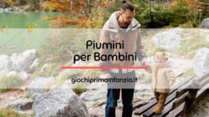 Piumino per Bambini: Guida alle Migliori Offerte con Prezzi ed Opinioni