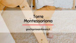 Read more about the article Torre Montessoriana: Cos'è e Come scegliere una Learning Tower